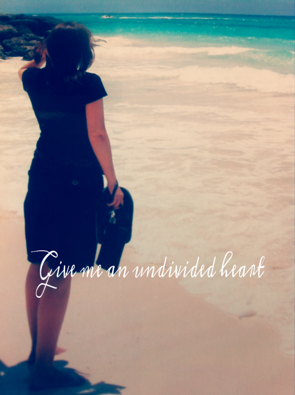 BeachPic-Give Me An Undivided heart